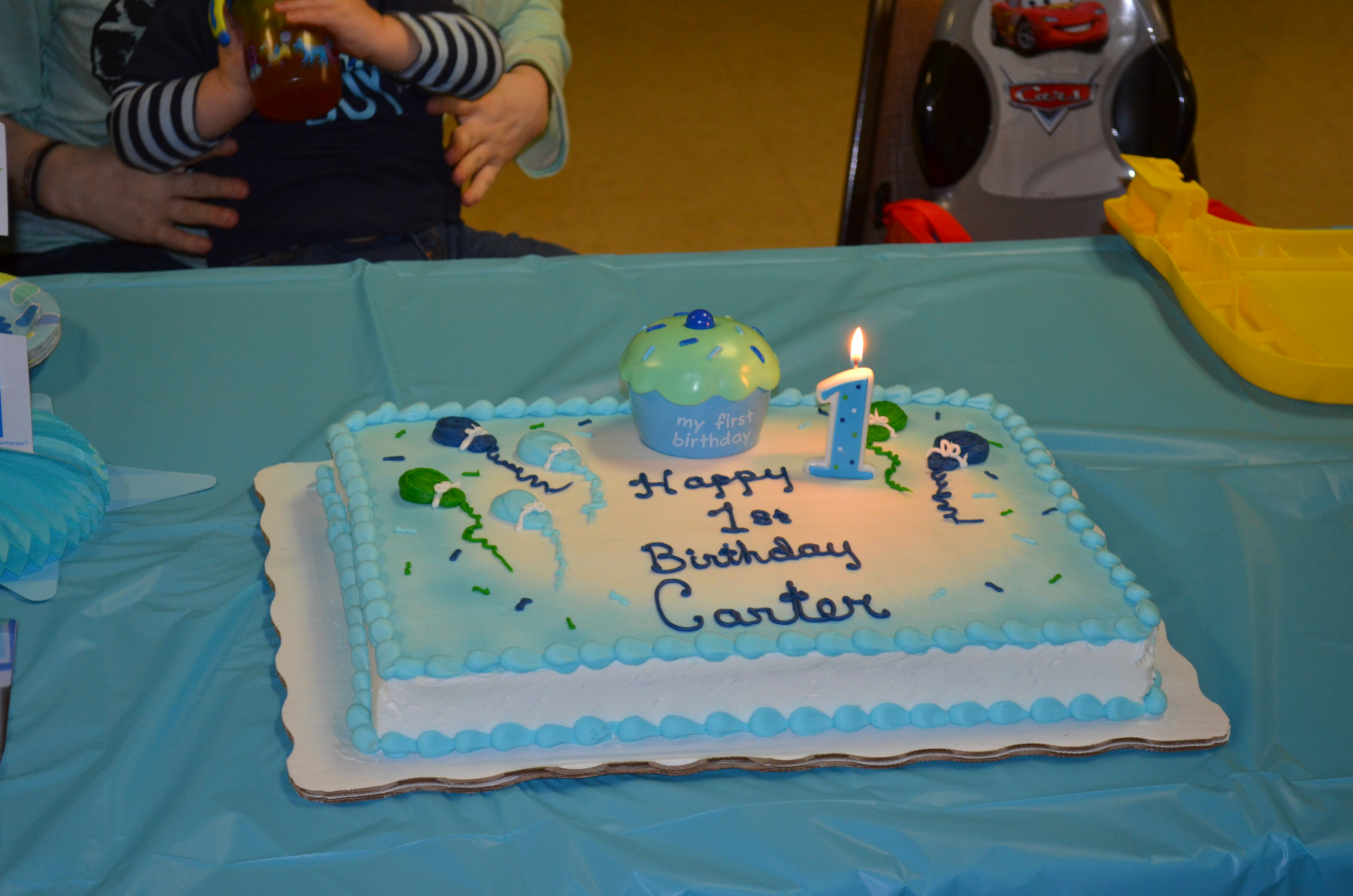 Carters First Birthday Party Michaels Blog