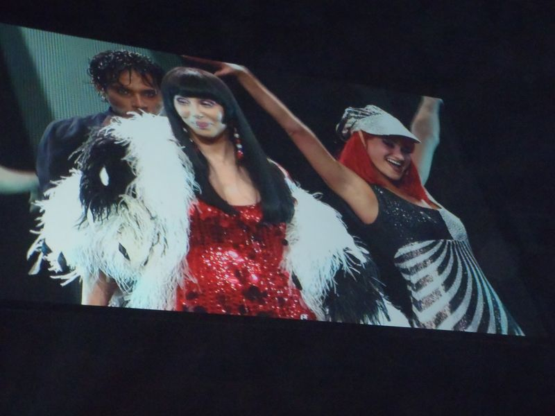 Cher Concert (9)