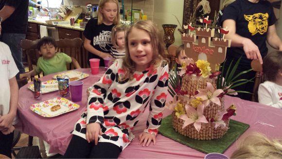 Kaylee's Hawaiian Cake!